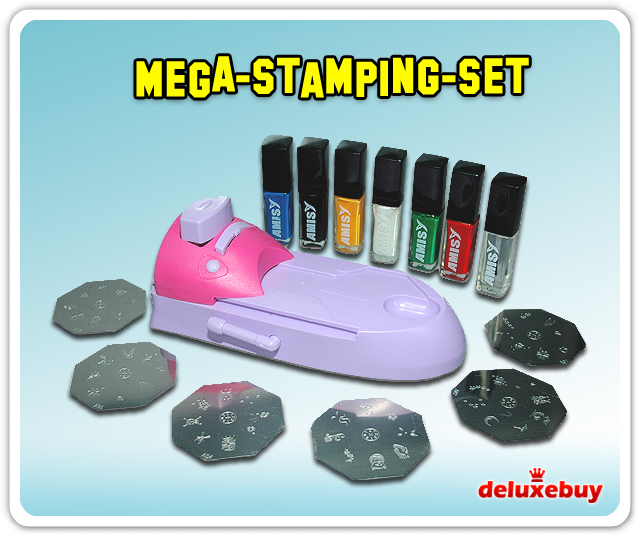 Nail-Art-Stamping-Set